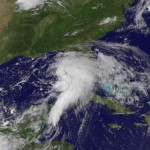 Hurricane Debby