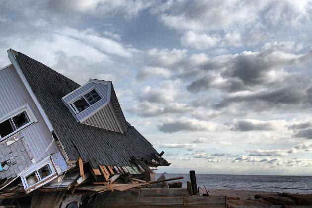 house damage hurricane