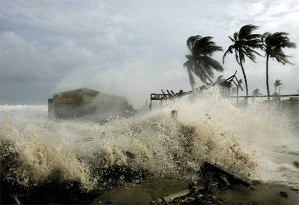 hurricane- storm surge-winds