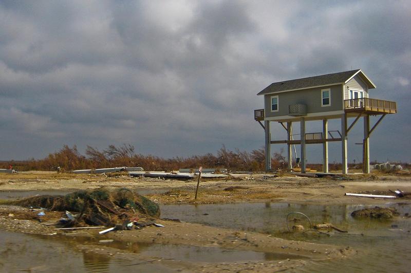 hurricane damage home-TWIA