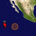 tropical storm gil forms into hurricane