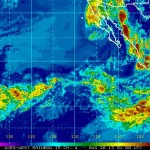 ivo becomes post tropical cyclone
