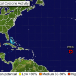 tropical depression erin