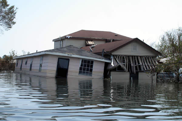 flood damage vs. water damage
